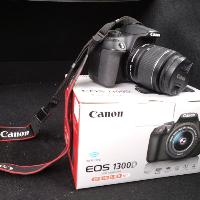 Canon EOS 1300D (Price Reduced for fast deal!!!!!) on Carousell