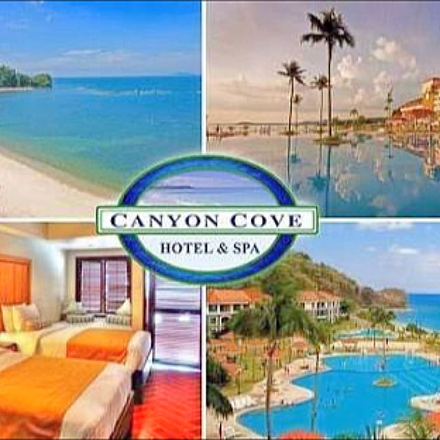Canyon Cove Voucher