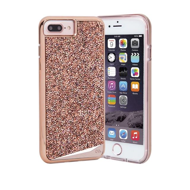 CASE-MATE BRILLIANCE TOUCH FOR IPHONE 7 PLUS