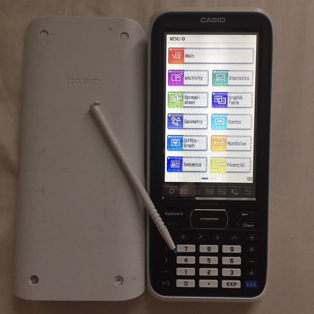 Casio Classpad calculator