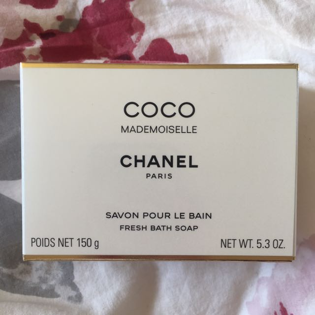 CHANEL Mademoiselle Soap Bar - New in box - Gift Ideas