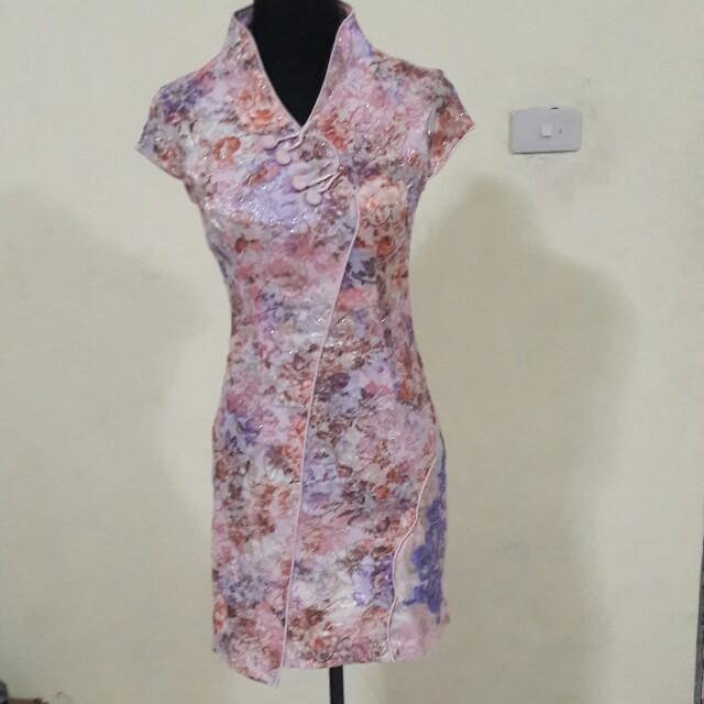 Chinese dress small
