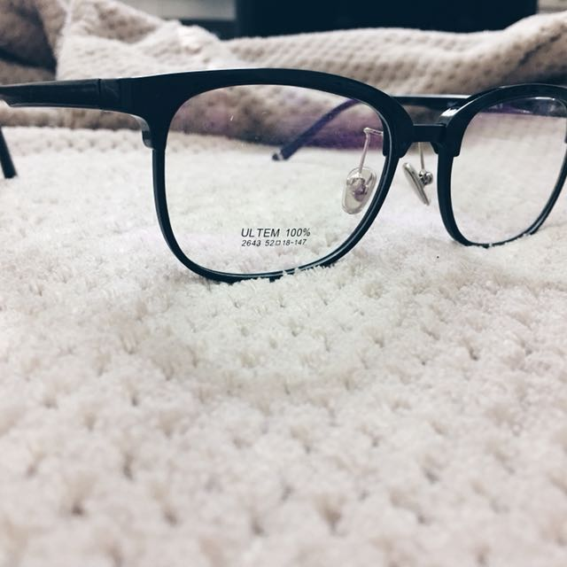 CLUBMASTER GLASSES/ SPECTACLE FRAME
