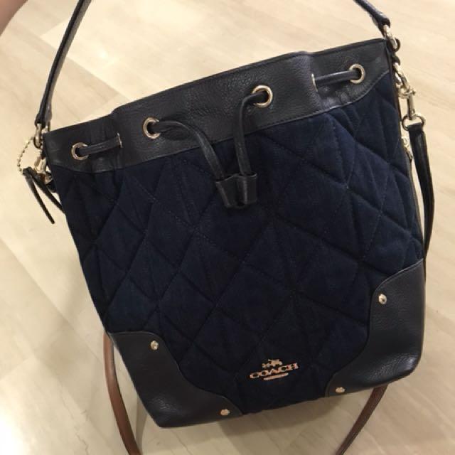 f04e17c1285e store coach bucket bag luxury bags wallets on carousell 6d197 97e77