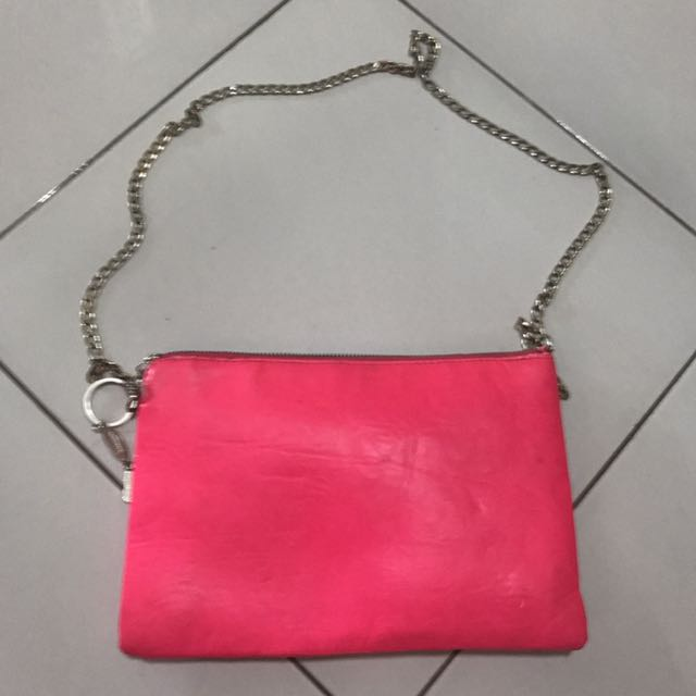 Colorbox Pink Bag