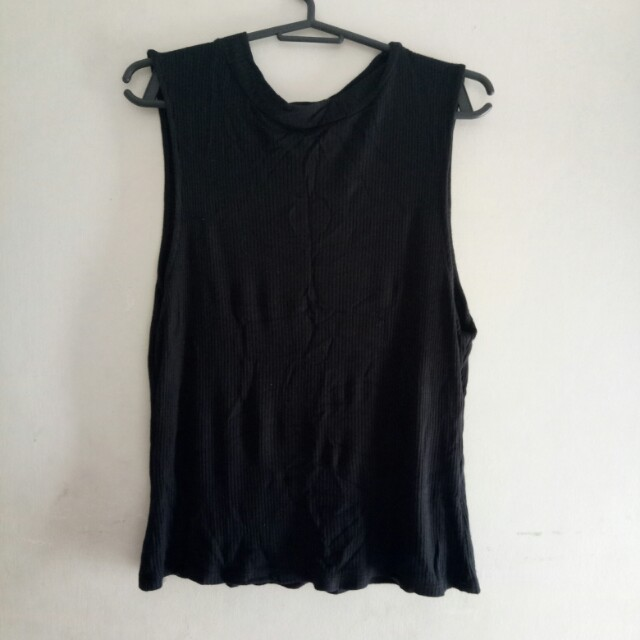 Cotton On Black Sleeveless