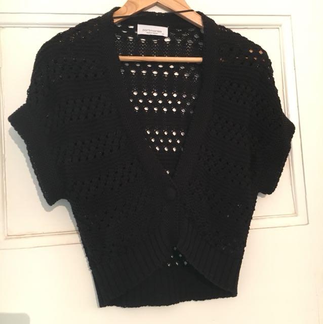 🌿💕Cute Portmans Knitted Shrug Cardigan Xs 🌟🌺