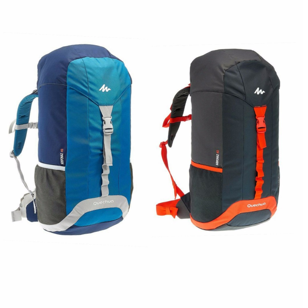 photo photo ...  sc 1 st  carousell ph & Decathlon- Arpenaz 40L Backpack Sports Other Sports Equipment on ...