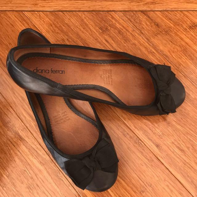 Diana Ferrari Ballet Flats Winta