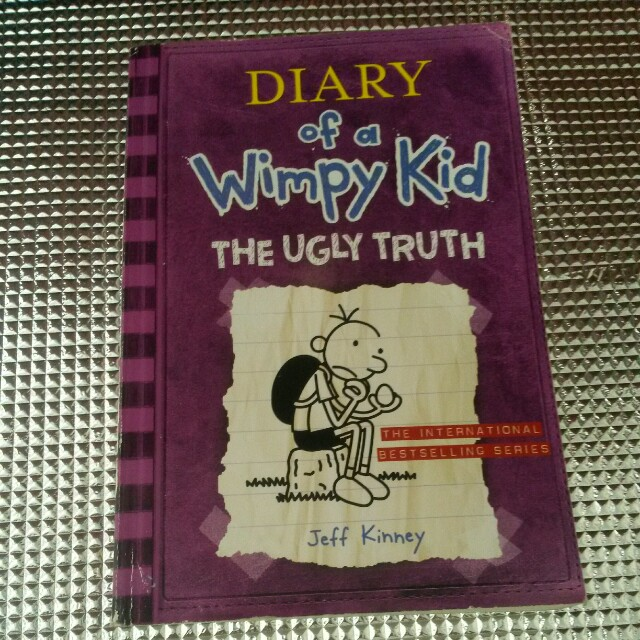 Diary of a wimpy kid the ugly truth book 5 books childrens books home books childrens books photo photo photo photo photo solutioingenieria Choice Image