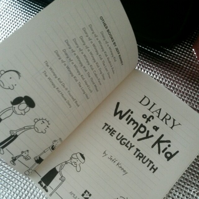 Diary of a wimpy kid the ugly truth book 5 books childrens books share this listing solutioingenieria Choice Image