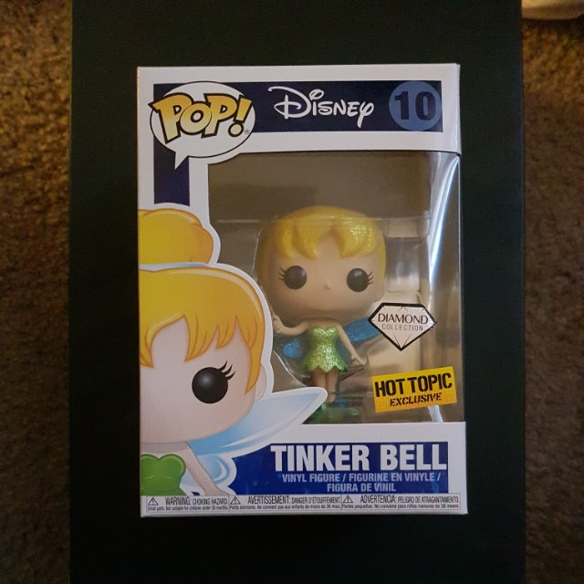 Disney Tinker Bell Diamond Collection (Hot Topic Exclusive)
