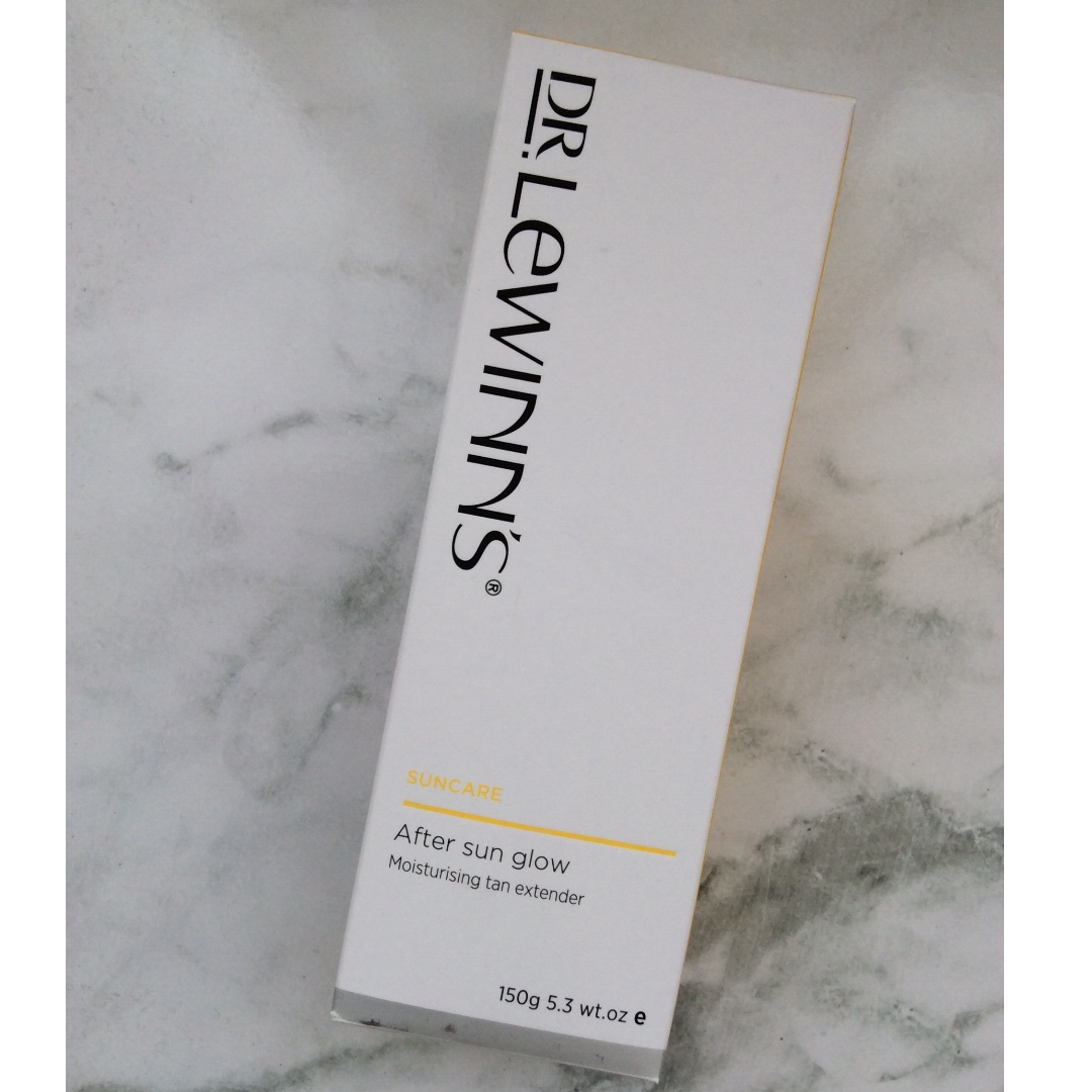 Dr Lewinns - After Sun Glow tan extender