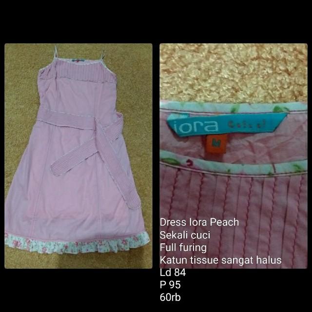 Dress Iora Peach