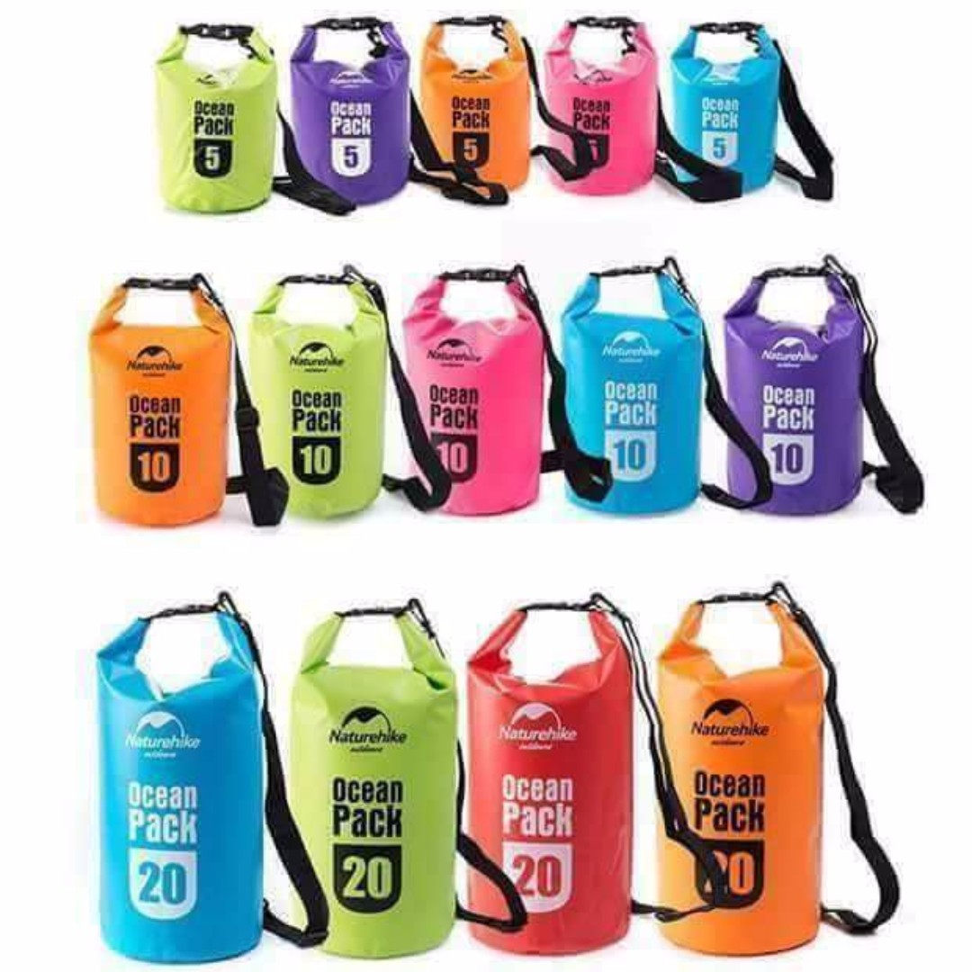 Dry Bag Ocean Pack - 5 Liter, Sports, Athletic & Sports Clothing on Carousell