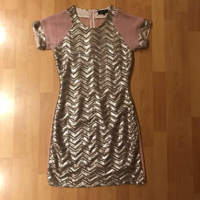Elliat sequin dress