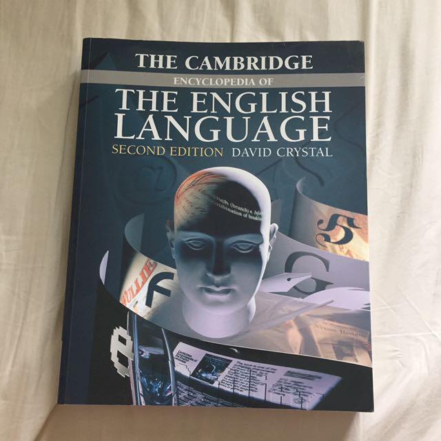 English Language Encyclopaedia Units 1-4
