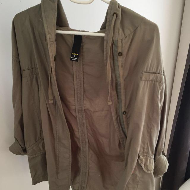 Factorie Jacket size: S