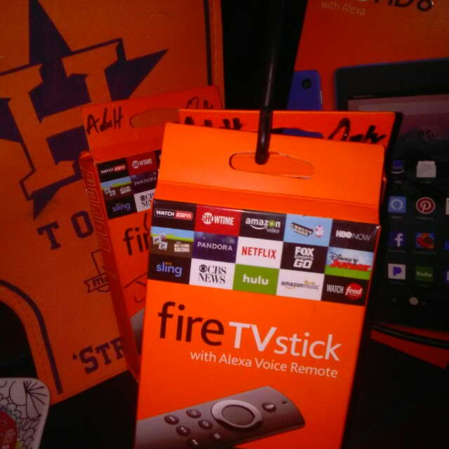 FireTvStick UNLOCKED FULLY-LOADED