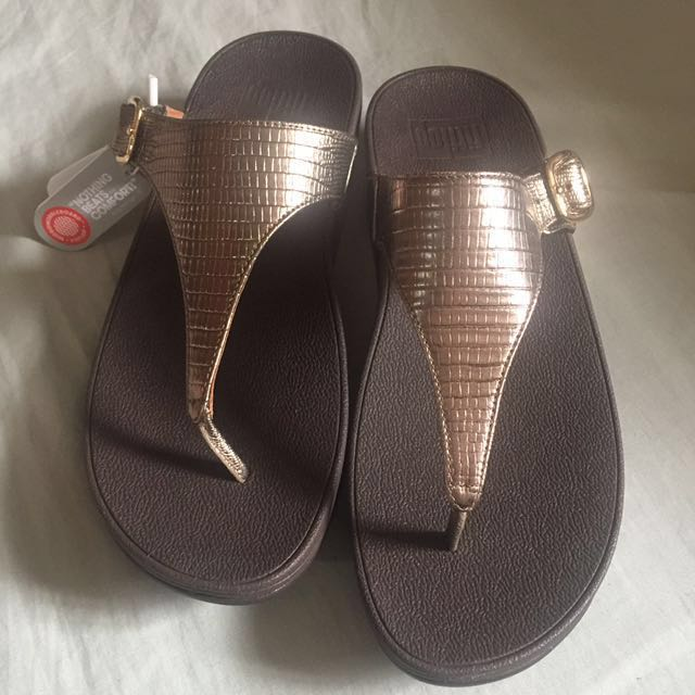 Fitflop Brown-Bronze
