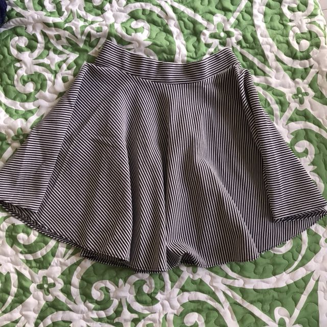 Flowy Mini Skirt