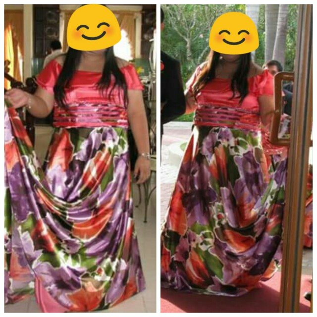 Formal Gown for Plus Size