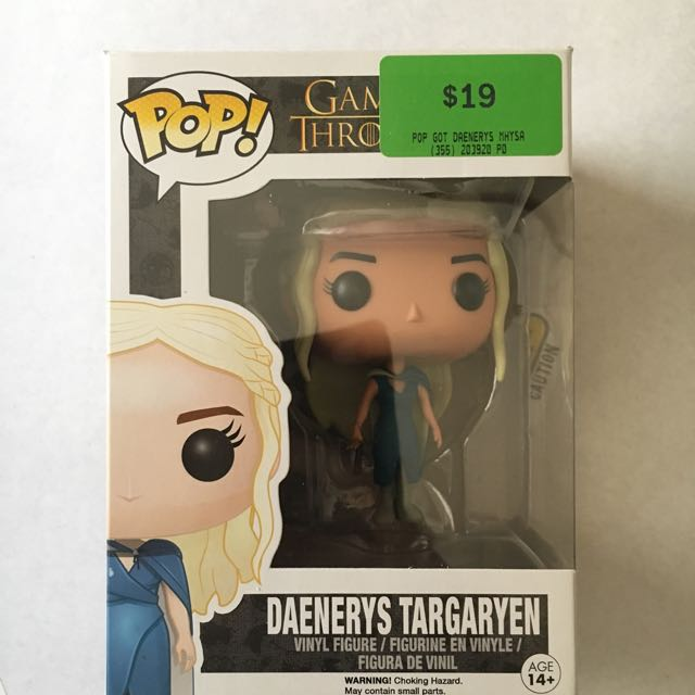 Game of Thrones Daenerys Targaryen Funko POP Vinyl Figure