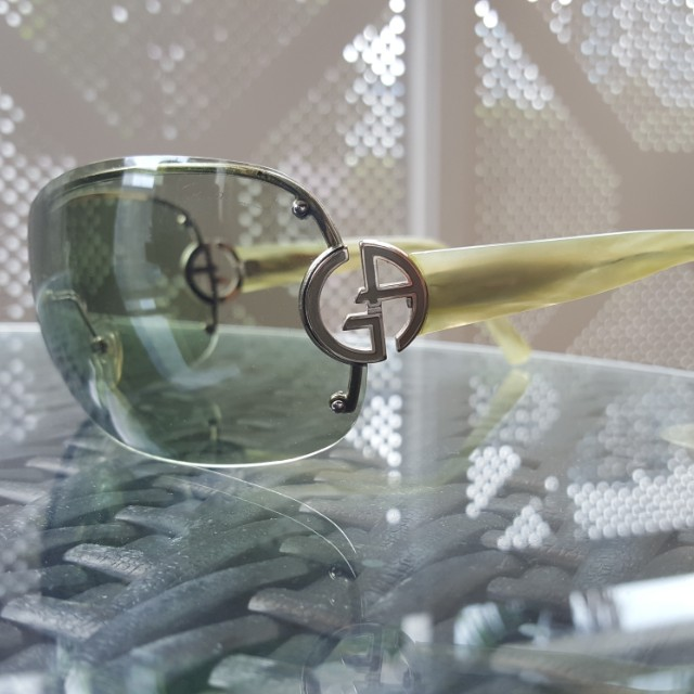 41ce78cfc7b7 ARMANI SUNGLASS, Luxury, Accessories on Carousell