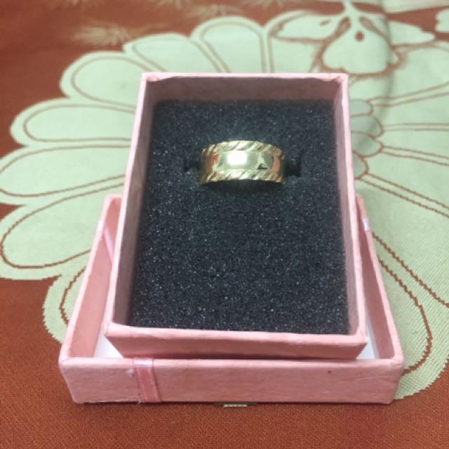 gold ring 18k