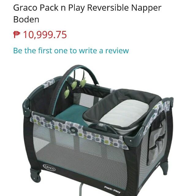 Graco Pack & Play (complete set w/ foam)