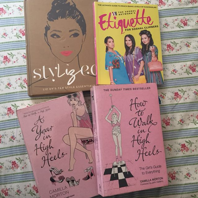 Guide to Fabulousness Books