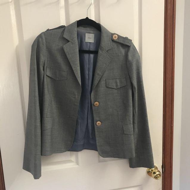 HAKEI jacket