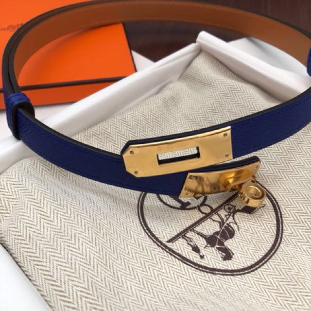 7db1229973c4c ... time with the distinctive h buckle. always the steel and never the gold  color. and more often the smooth e344d 0e059  free shipping hermes kelly  belt ...