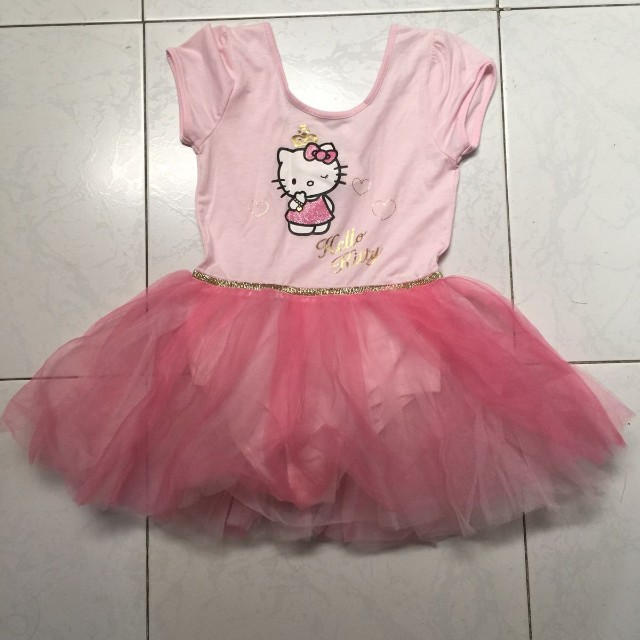 H&M Hello Kitty ballet outfit