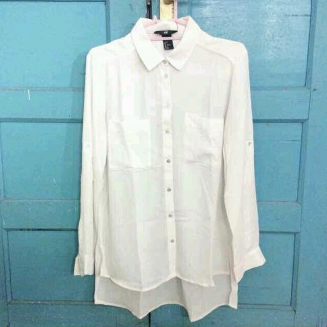 H&M White Shirt
