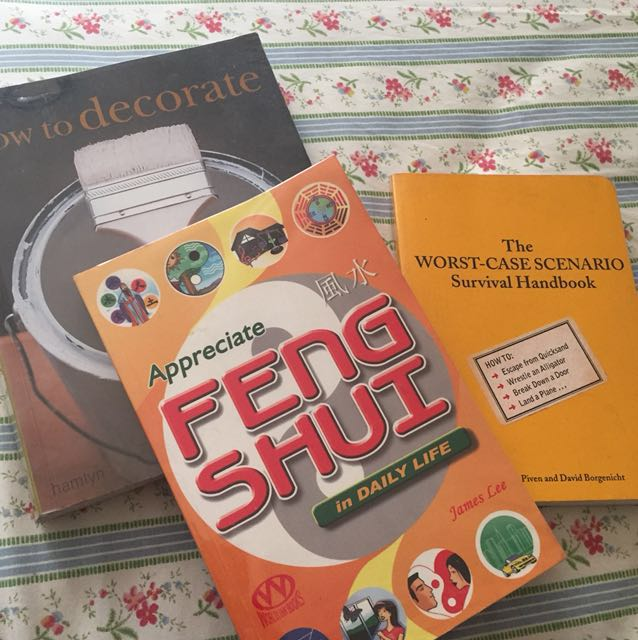 Home Decoration/FengShui/Survival Books
