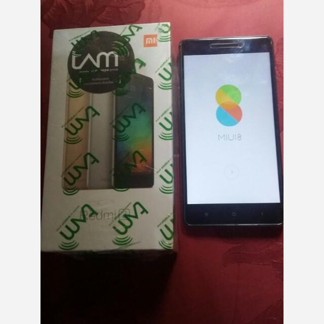 HP Xiomi Redmi 3/32GB second,TAM muluuusss