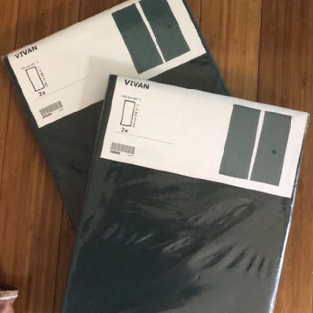IKEA curtain x 2 set