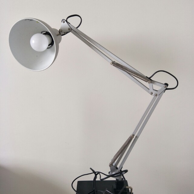 Ikea Bulb With Lamp Tertial Work LR354Aj
