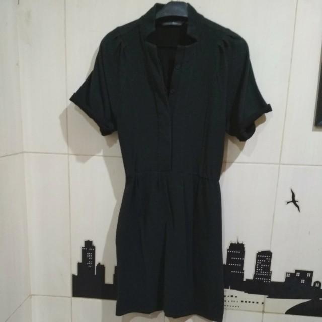 INVIO Black Dress