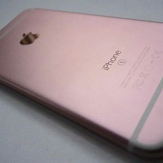 Iphone 6s rosegold 64gb (NEGO)