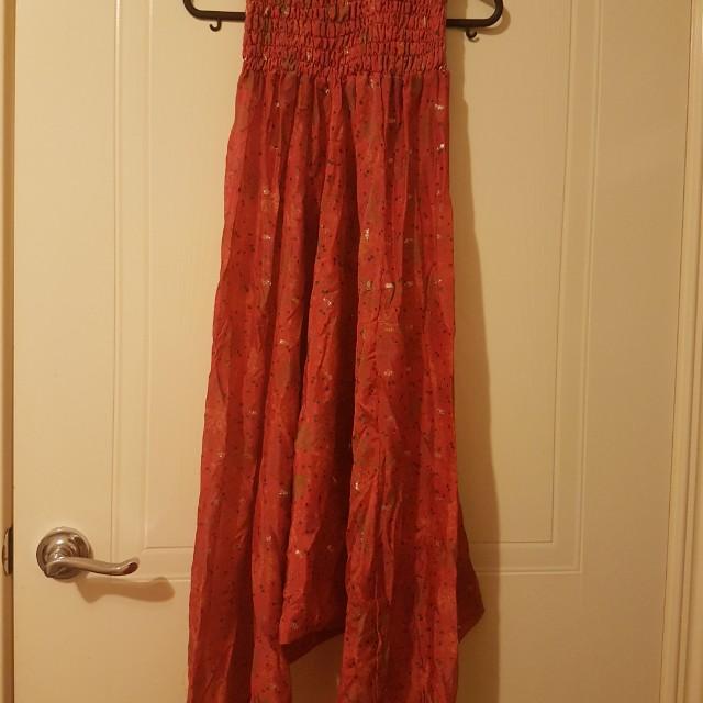 Ishka Red Summer dress