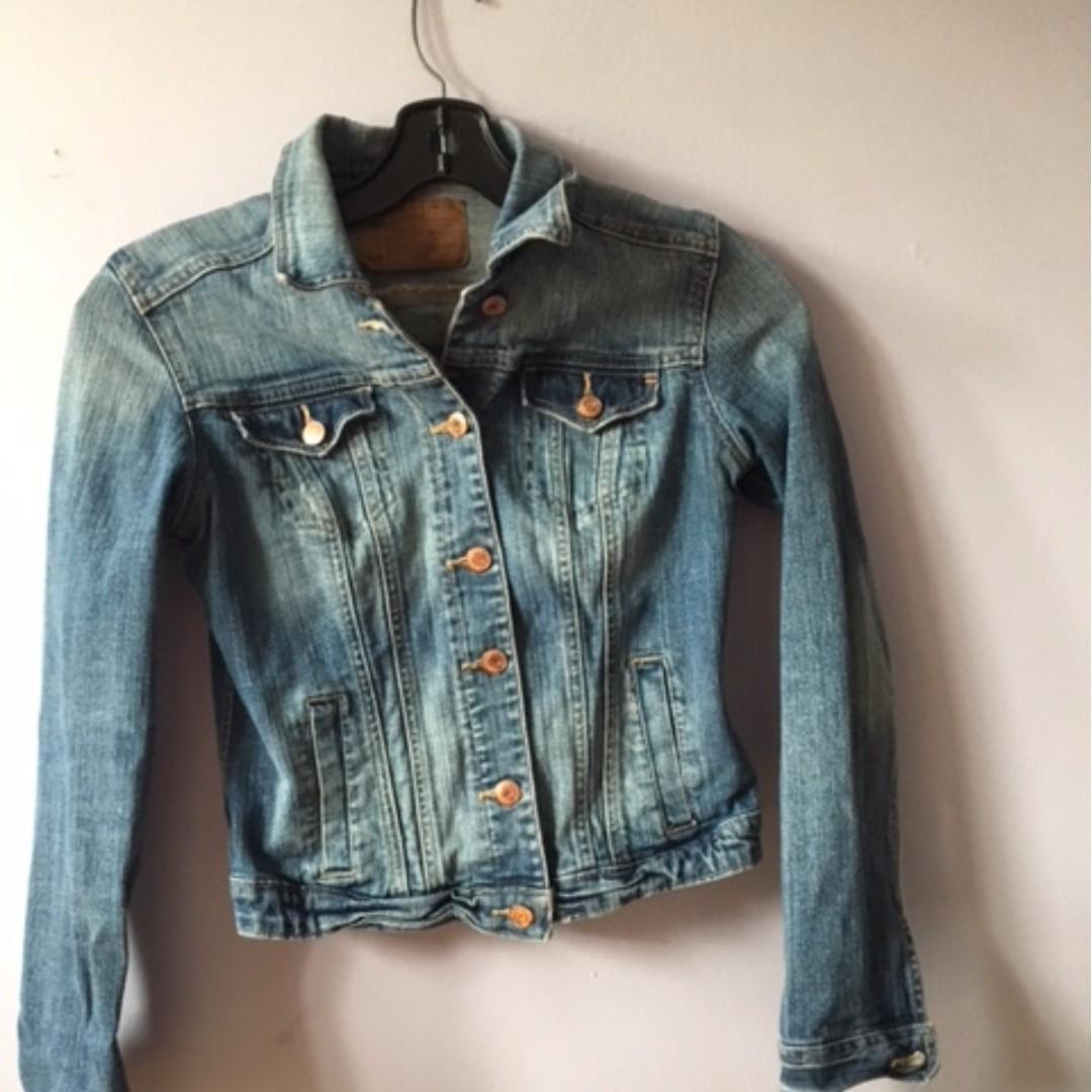 Jeans jacket by Garage - Medium