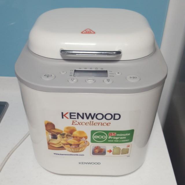 kenwood bm260 bread maker manual