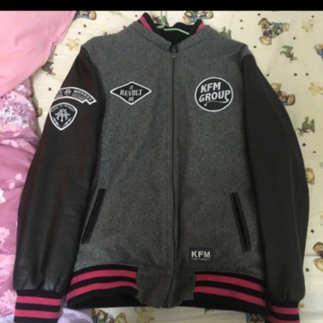 KFM 棒球外套