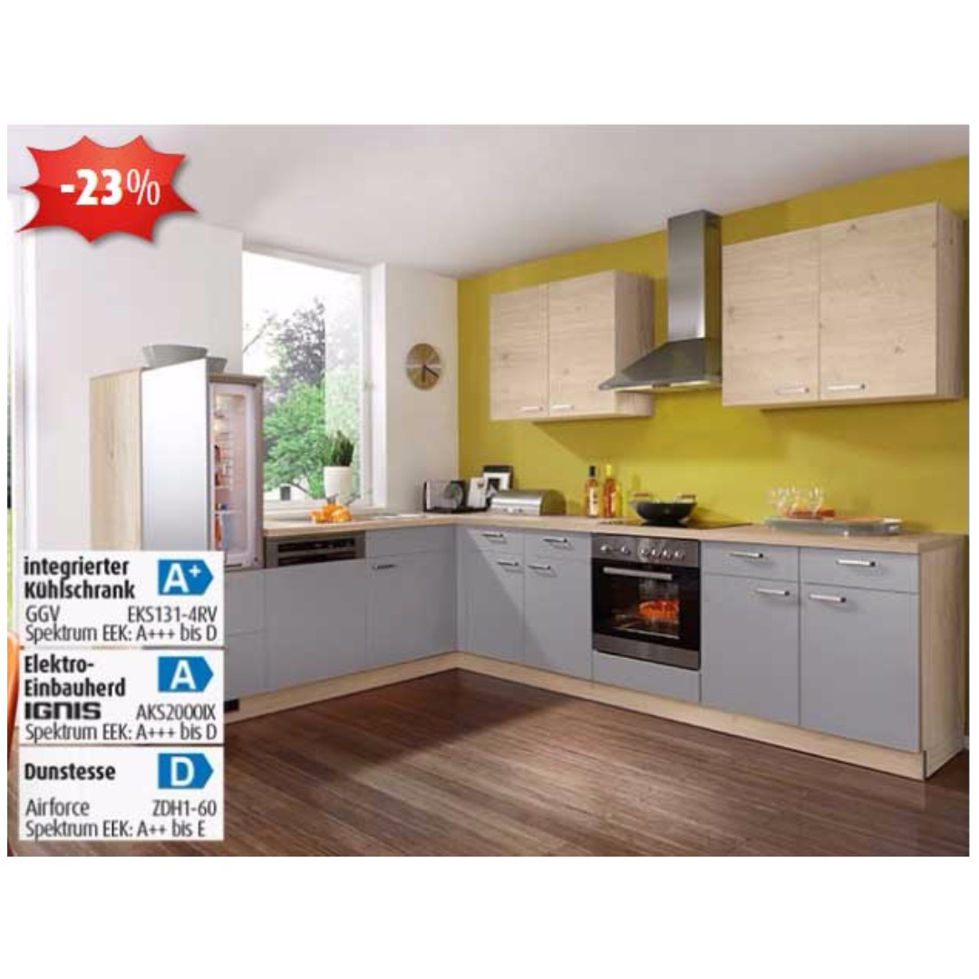 Kitchen Cabinet With E Appliances