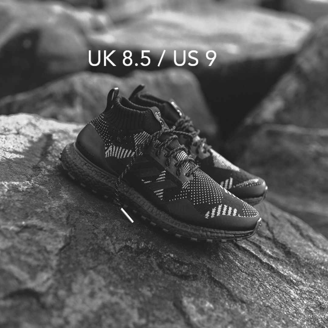 huge selection of 52a8e f43b4 Kith X Adidas Consortium X Nonnative Ultraboost Mid ATR US 9 UK 8.5, Mens  Fashion, Footwear on Carousell