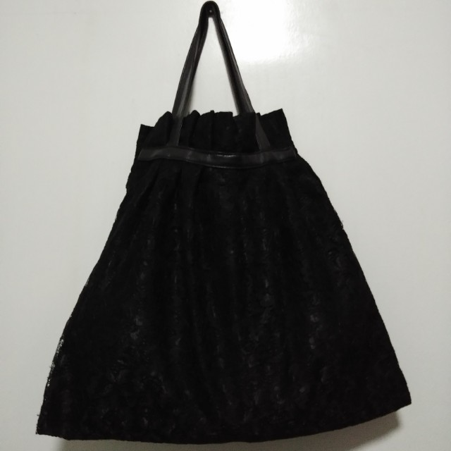 Lace bag & Lace pouch (Japan)
