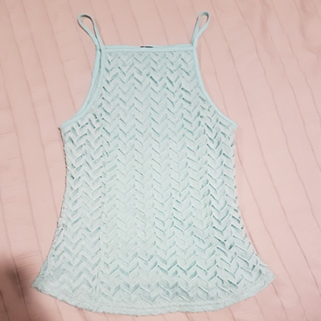 Lace singlet size small