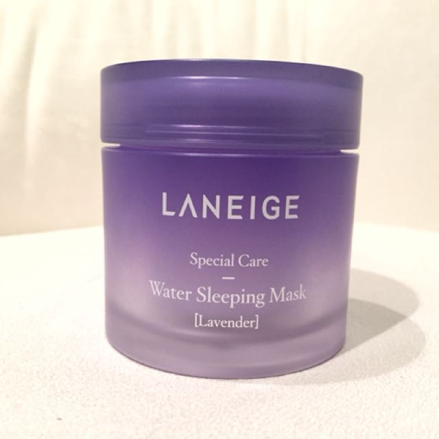 LANEIGE SLEEPING WATER MASK LAVENDER 70ml